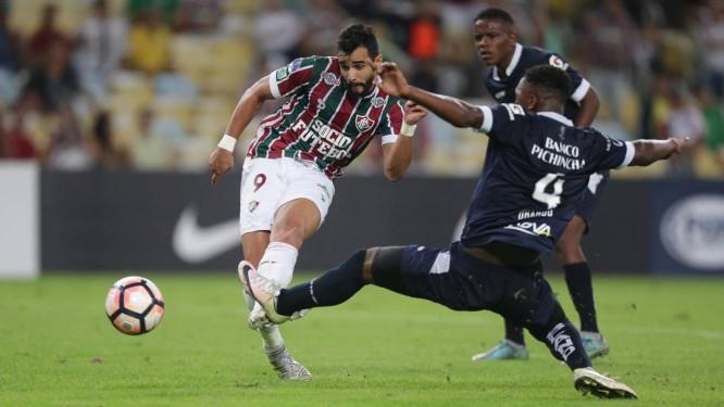 Fluminense goleia a Universidad Quito pela Sul-Americana - Jornal O ... 579729a198b85