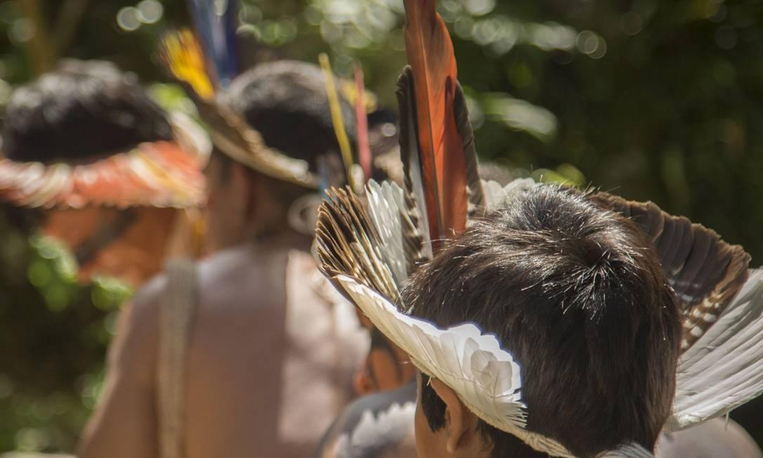 Poder colonial, com o processo missionário, tentou 'domesticar' a sexualidade indígena Foto: / Analice Paron