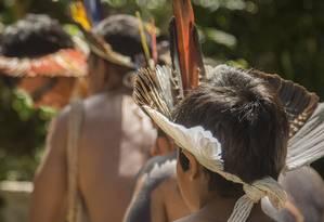 Poder colonial, com o processo missionário, tentou 'domesticar' a sexualidade indígena Foto: Analice Paron