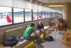 Aeroporto de Guarulhos: prefeituras querem cobrar IPTU de empreendimentos como hotel e estacionamento Foto: Edilson Dantas/Arquivo