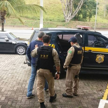 Traça é um dos procurados na operação desta segunda-feira Foto: Divulgação/PRF