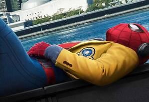 Homem-Aranha: de volta ao lar Foto: Divulgação