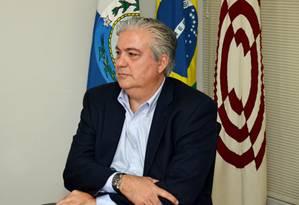 Augusto Raupp assumiu a presidência da Faperj em janeiro de 2015 Foto: FAPERJ