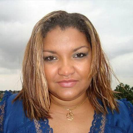 Erica Feitoza foi baleada em assalto Foto: Reprodução