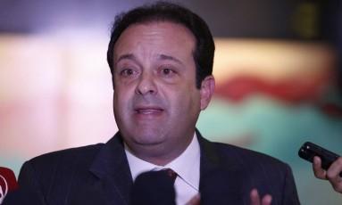 Líder do governo na Câmara, André Moura (PSC-SE) Foto: Ailton de Freitas/27-03-2017