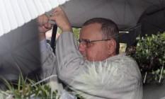 O ex-ministro da Secretaria de Governo, Geddel Vieira Lima (PMDB-BA) foi preso no dia 3 de julho Foto: DIDA SAMPAIO / Estadão Conteúdo