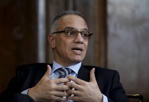 Mudança. Roberto Sá foi assessor do ex-secretário José Beltrame, que implantou UPP Foto: Domingos Peixoto / Agência O Globo