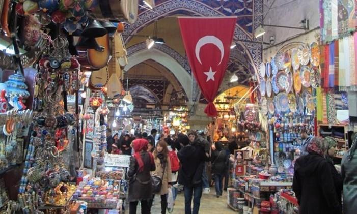 O Grand Bazaar turco Foto: Cristina Massari