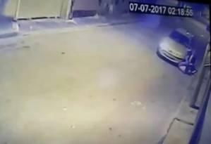 Grávida atropelada perdeu bebê em assalto Foto: Reprodução/Facebook