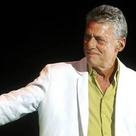 'Caravanas' será o 23º álbum de Chico Buarque, de 73 anos de idade Foto: Marcos Ramos / Marcos Ramos/ 26-01-2016