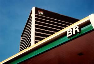 Fachada do prédio da BR Distribuidora no Rio Foto: Banco de Imagens BR Distribuidora