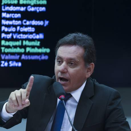 O deputado tucano Nilson Leitão Foto: Ailton de Freitas / Agência O Globo / 30-5-17