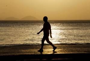 Infraestrutura que facilite os pedestres aumenta a prática de atividade física da população Foto: Fábio Rossi