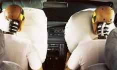 Entre janeiro e junho deste ano, 618.392 veículos foram chamados pelas montadoras por defeito no sistema de airbag Foto: Arquivo