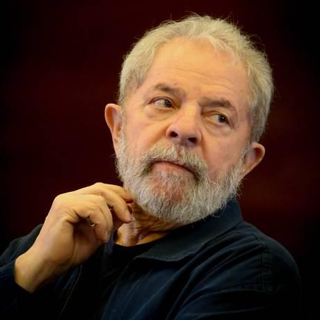 O ex-presidente Luiz Inácio Lula da Silva Foto: Marcos Alves / Agência O Globo / 7-11-16