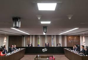 Tribunal de Contas da União quer unificar acordos de leniência Foto: André Coelho / Agência O Globo
