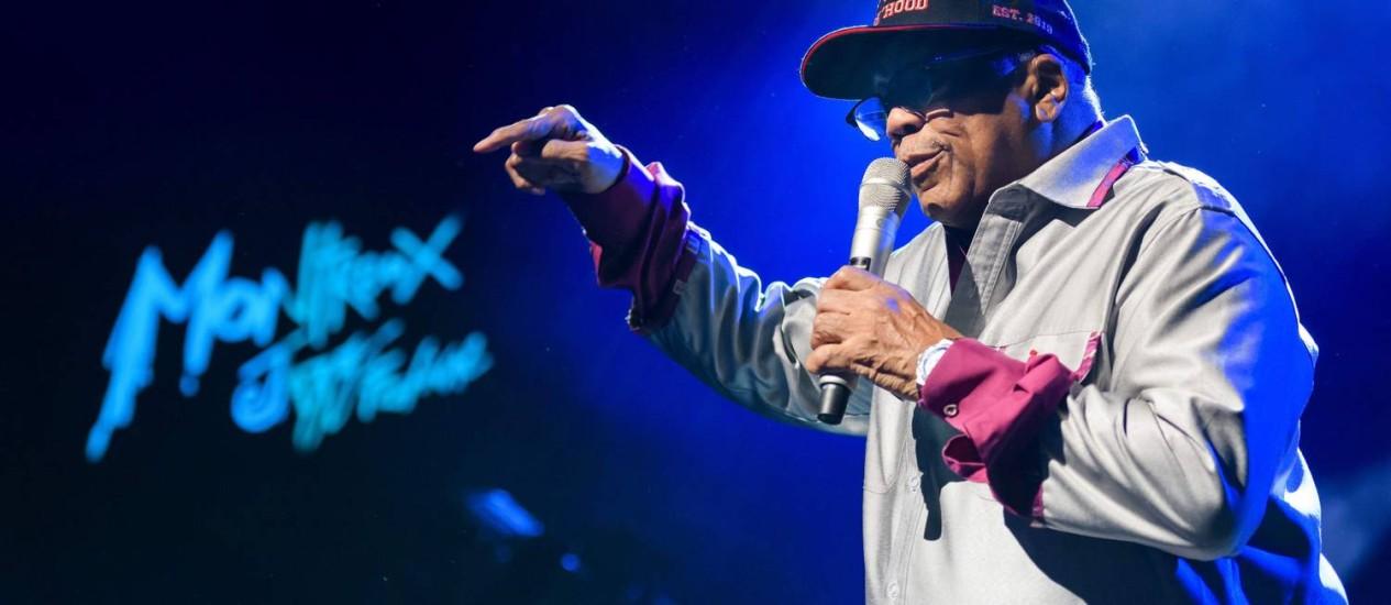 Quincy Jones deve comparacer à justiça na próxima semana para reclamar seus direitos Foto: FABRICE COFFRINI / AFP