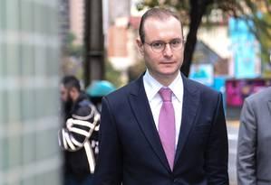 O advogado Cristiano Zanin Martins Foto: Geraldo Bubniak / 5-6-17