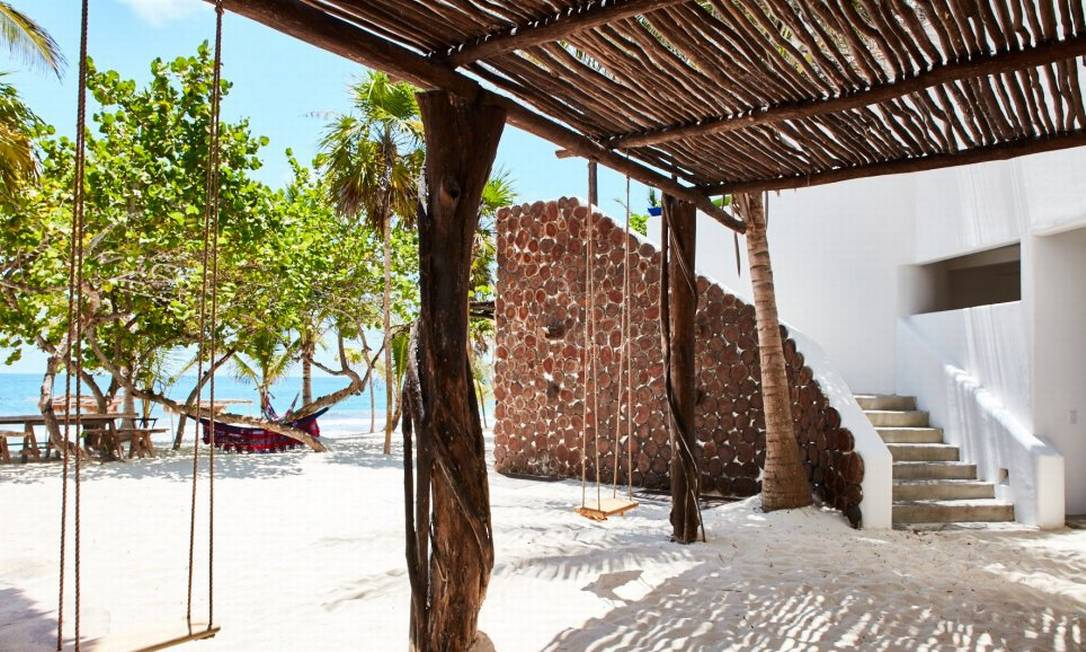 O Casa Malca está localizado em Tulum, um dos destinos mais procurados do México Casa Malca / mediadrumworld.com