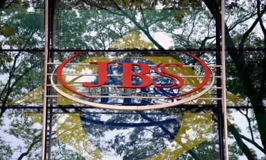 Sede da JBS em São Paulo. Foto: Paulo Fridman