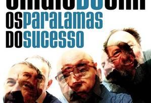 Parte da capa de 'Sinais do sim', novo single dos Paralamas do Sucesso Foto: Divulgação/Maurício Valladares