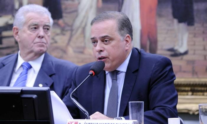 O deputado Paulo Abi-Ackel Foto: Divulgação/Câmara dos Deputados