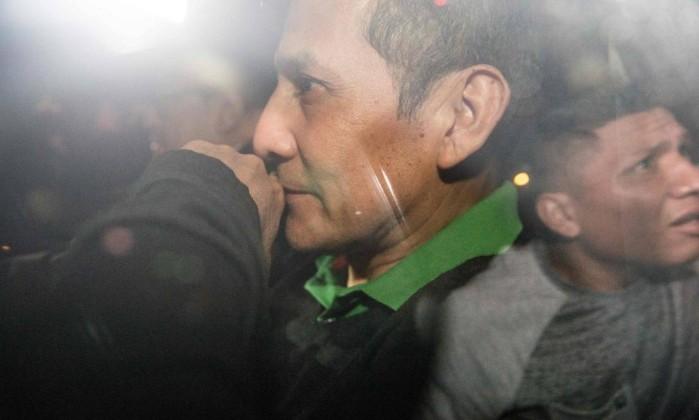 Peru pede prisão de ex-presidente por caso Odebrecht