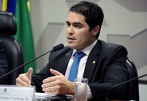 Deputado Newton Cardoso Júnior (PMDB-MG) Foto: Luis Macedo / Câmara dos Deputados
