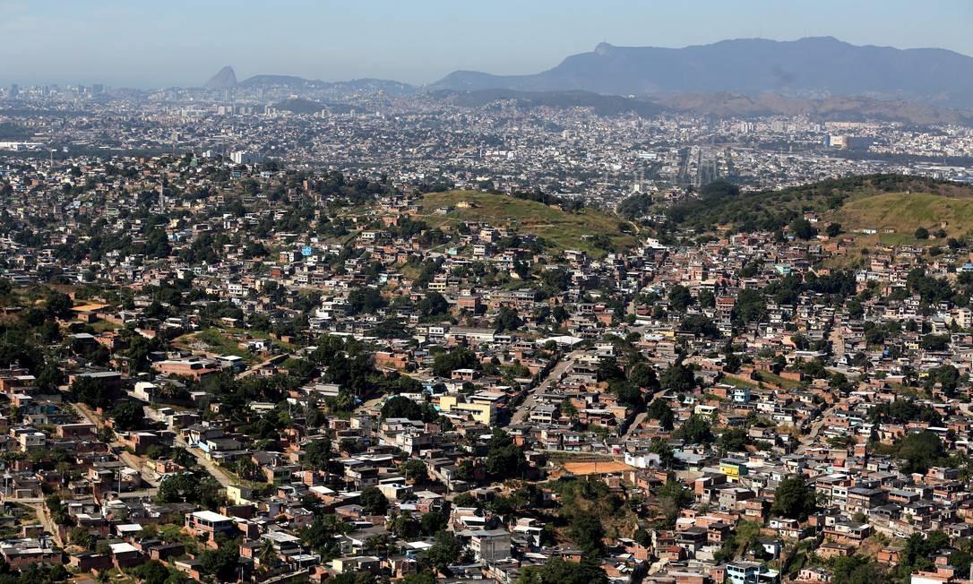 A maior expansão, tanto em termos percentuais quanto em números absolutos, ocorreu na Zona Oeste Custódio Coimbra / Agência O Globo