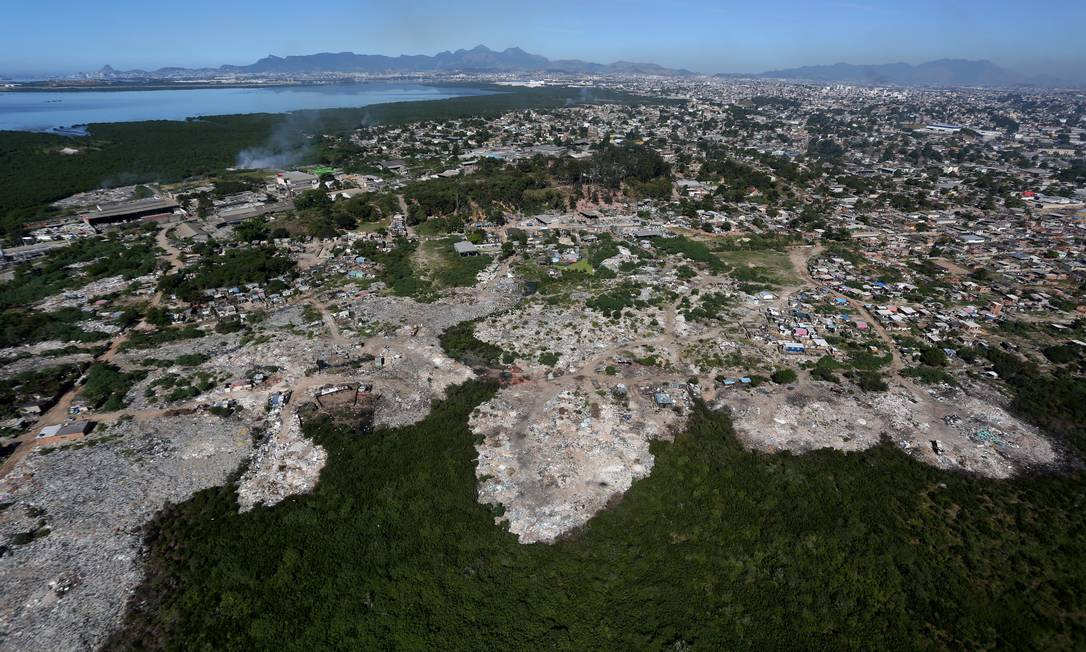 Seis das dez favelas que mais cresceram percentualmente estão localizadas nessa região Custódio Coimbra / Agência O Globo