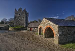O Castle Ward é a Winterfell, a fortaleza dos Stark, da vida real, a menos de uma hora de Belfast, na Irlanda do Norte Foto: Carla Lencastre