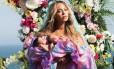 Beyoncé e os gêmeos Sir e Rumi Foto: Instagram / Reprodução