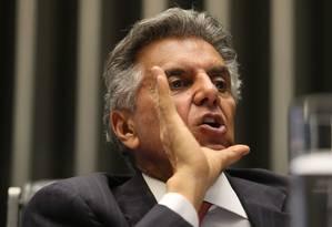 Deputado Beto Mansur, do PRB: crítico do espaço do PSDB no governo Foto: André Coelho / Agência O Globo / 19-9-16