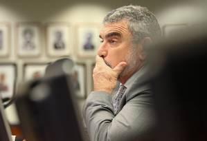 Laerte Bessa (PR-DF) vai se ater à denúncia por corrupção passiva Foto: André Coelho / André Coelho/4-10-2016