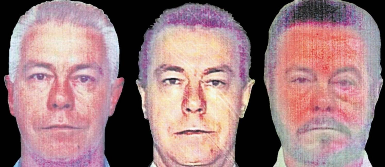 Luiz Carlos da Rocha, o Cabeça Branca e suas transformações Foto: Reprodução