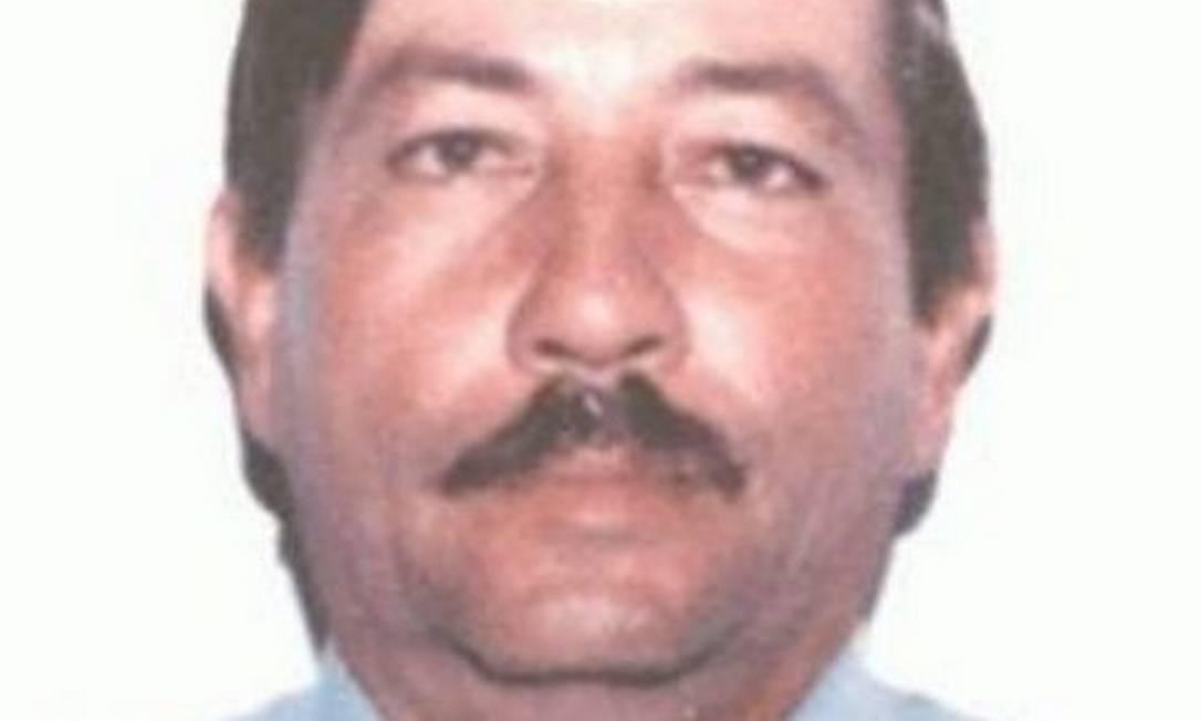 Adalberto Pagliuca Filho. Brasileiro, de 63 anos, condenado a 14 anos por tráfico internacional de drogas. Divulgação