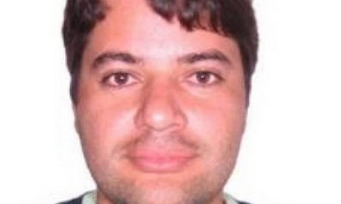Álvaro Daniel Roberto. Brasileiro, de 37 anos, condenado a 16 anos por tráfico internacional de drogas. Divulgação