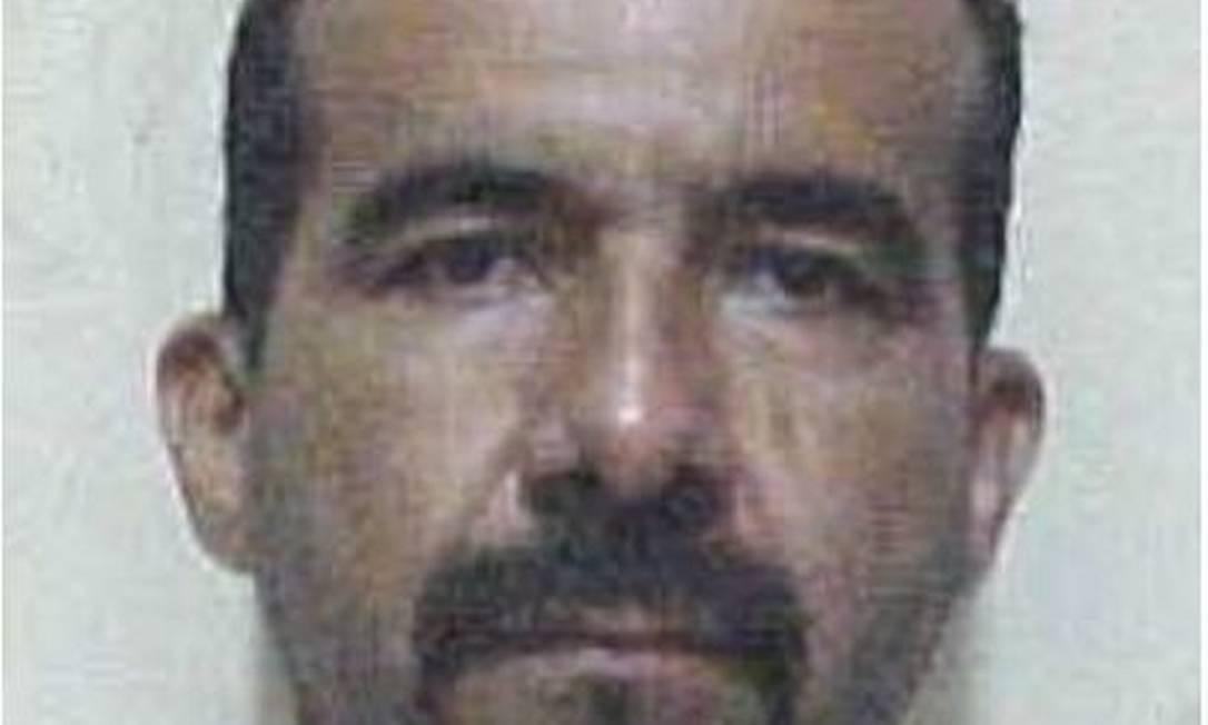 Jorge Luis da Silva. Brasileiro, de 55 anos, condenado a mais de 30 anos por tráfico internacional de drogas. Divulgação