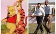 Internautas comparavam o presidente chinês, Xi Jinping, com o Ursinho Pooh
