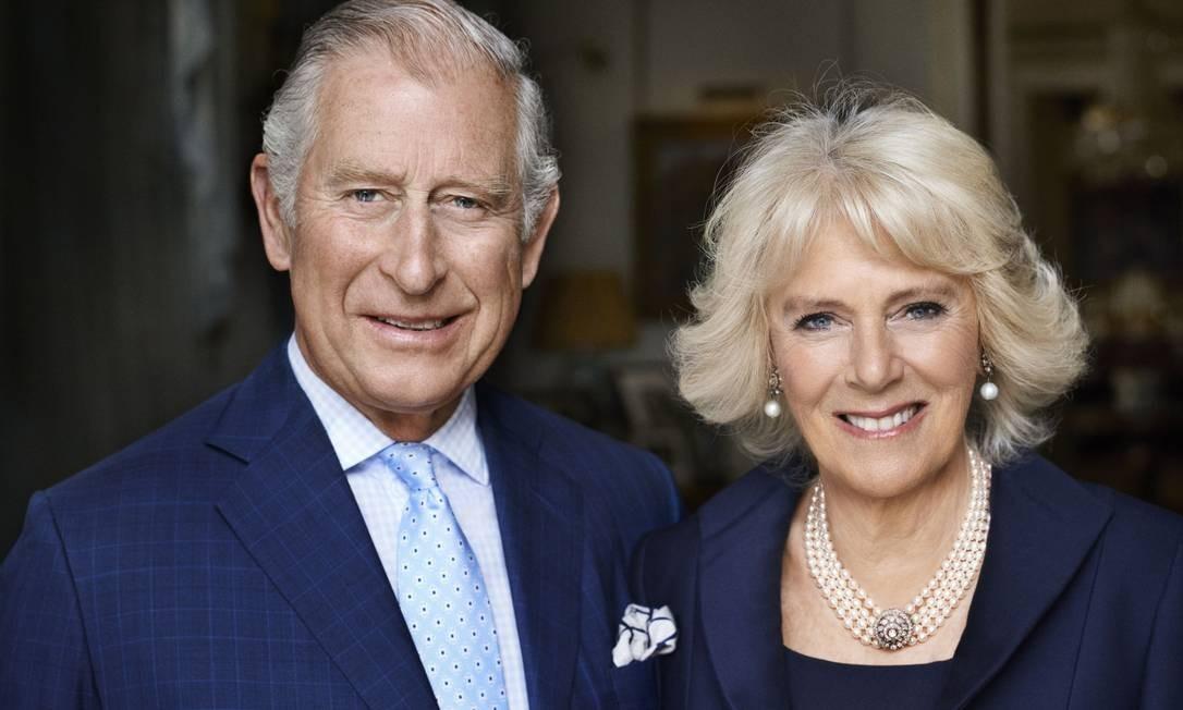 duquesa camilla faz 70 anos e familia real divulga foto oficial jornal o globo duquesa camilla faz 70 anos e familia