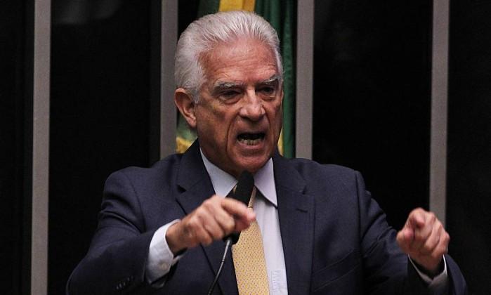 O deputado Rubens Bueno (PPS-PR), em 2016 Foto: Jorge William / Agência O Globo