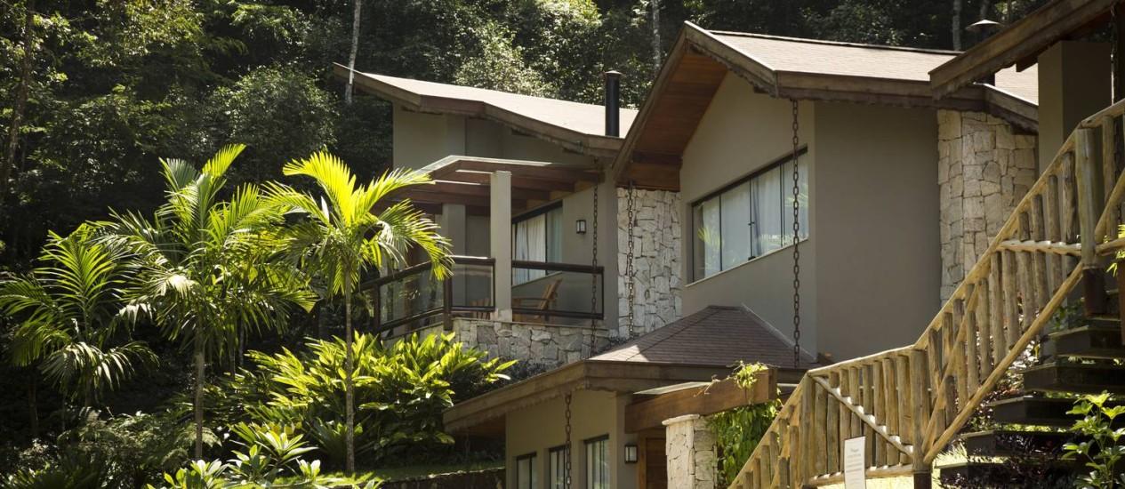 Spa Rituaali, em Penedo, custa de R$ 14 mil a R$ 27 mil por semana Foto: Mônica Imbuzeiro / Agência O Globo