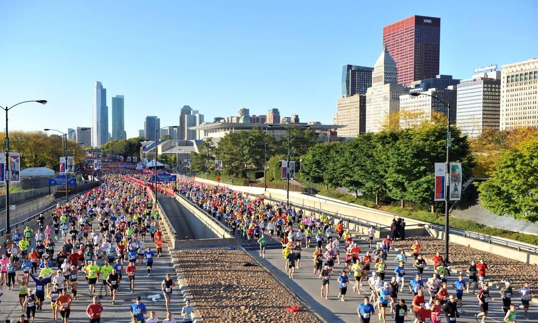 Veja quanto custa viajar para correr ou assistir as principais maratonas do  mundo - Jornal O Globo 070d804de99ea