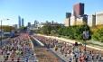 Maratona de Chicago acontece no dia 8 de outubro Foto: Divulgação/Bank of America Chicago Marathon