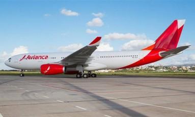 Avianca passará a cobrar pela bagagem Foto: Avianca Brasil