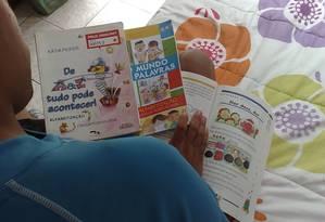 Edital do Programa Nacional do Livro Didático (PNLD) sofre alterações Foto: Isabella Guerreiro / .