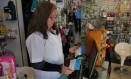 Em Las Flores, uma das 16 farmácias preparadas para vender maconha Foto: Divulgação/ El País