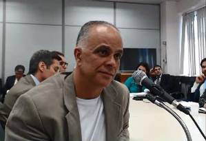 O operador do mensalão, Marcos Valério Foto: Reprodução