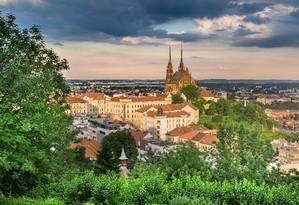 Brno, na República Tcheca Foto: Aleš Motejl/Divulgação / Extra