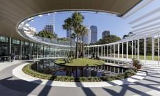 Vegetação australiana Foto: Divulgação